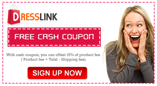 Dresslink Coupons. Dresslink carries the latest trend in clothes, shoes, handbags and accessories at affordable prices online plus with FREE Shipping offers! Check following promo code, coupon code, coupons to discover current Dresslink offers and promos!