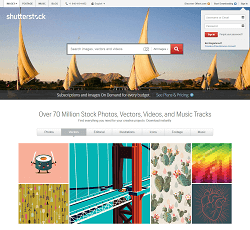 shutterstock review