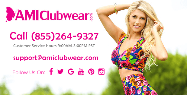 Amiclubwear.com - Online store for sexy dresses, club wear and intimates