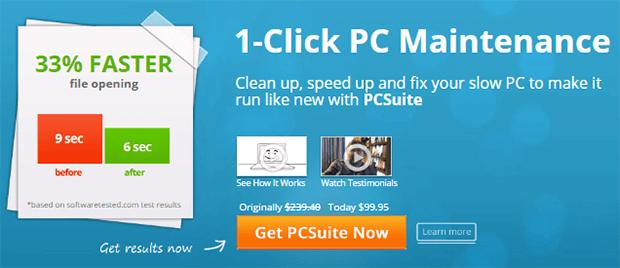Tweakbit - PC improvement and maintenance software