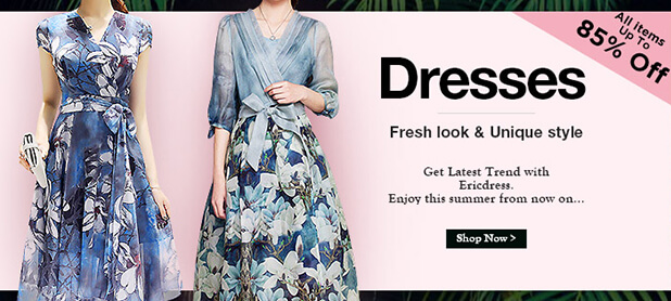 Eric Dress - Online shopping store for fashion clothes, shoes and accessories