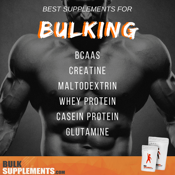 Bulk supplements and nutrition powder site