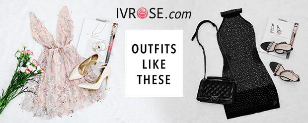 IVRose.com - Online Women Fashion Store