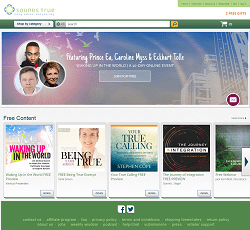 Soundtrue review banner